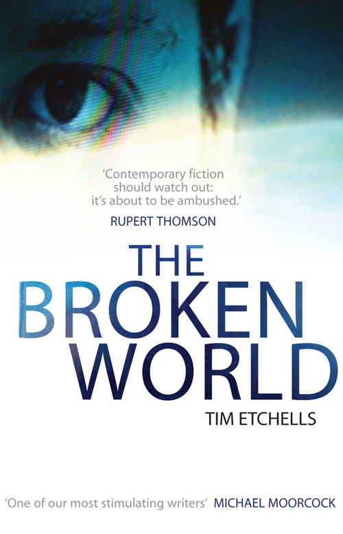 The Broken World - Paperback Cover